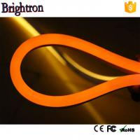 Cheap Channel letter lighting CE Certification 12 volt led ultra thin neon flex rope light Outdoor building lighting wholesale