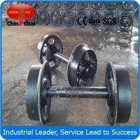Cheap China Coal Mining car wheel sets for sale wholesale
