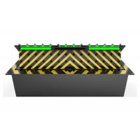 Buy cheap Safety Hydraulic Road Barriers Blocker PLC Programming Control 500mm Lifting from wholesalers