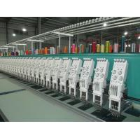 Cheap Multi heads lace embroidery machine - HFIII-466 wholesale