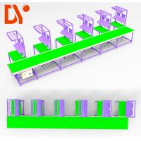 Heat Resistant Lean Manufacturing Workstations With 200KG Load Capacity