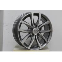 China TOYOTA 8 Hole Replica Alloy Wheels With Machine Cut Face 16 Inch X 6.5 Inch on sale