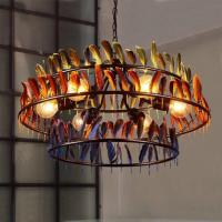 China Create Loft Feather Pendant Light For Indoor home Bar Lighting Fixtures (WH-VP-49) on sale