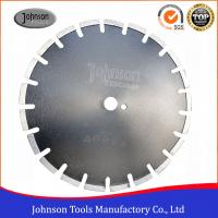 Cheap 350mm Laser Welded Loop Blade For Dry Cutting Asphalt With Undercut Protection wholesale
