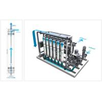 Cheap good quality 5000L/H commercial membrane reverse osmosis well water treatment purification system wholesale