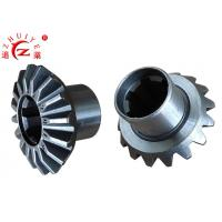 China Small Truck Differential Crown Pinion , 13/35 20CrMnTi Material Spiral Bevel Gear on sale