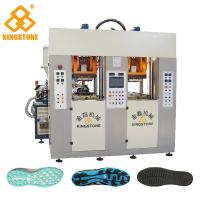 Cheap Static Type Double Stations TPR Sole Making Machines Two Injector 70-100 Pairs Per Hour wholesale
