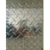 Cheap Polished Stucco Embossed Anodized Aluminum Plate wholesale