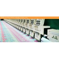 Cheap HEFENG 44 Heads Lace / Water-dissolve Embroidery Machine For Textile wholesale