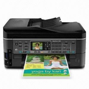 Cheap Refurbished Epson WorkForce 545 Wireless All-in-One Printer, Scanner, Fax t-shirt Printer Golf Ball wholesale