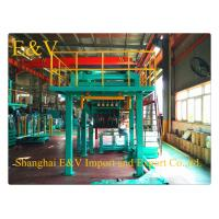Cheap 8-35 mm copper continuous casting machine for copper rod make wholesale