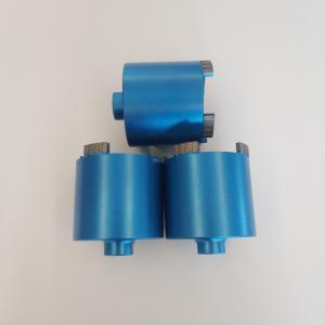 Cheap 4500RPM OD82mm M16 Diamond Concrete Core Drill Bit  Turbo Segments wholesale