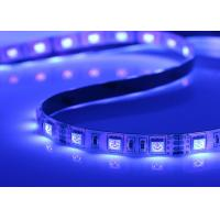 Cheap Waterproof RGB SMD 5050 LED Strip Light High Brightness CE / RoHs wholesale