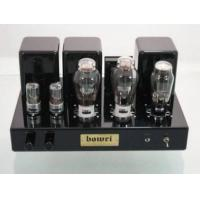 China BOWEI 300B King Class A Tube Amplifier Black Version on sale