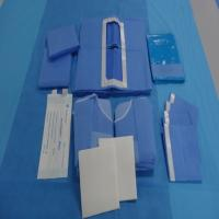 Buy cheap EO Surgical Sterile Laparoscopy Pack with CE ISO FDA Certificate from wholesalers