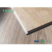 Cheap SPC Wood Look Vinyl Plank Flooring No Noxious Or Chemical For Commercial wholesale