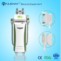 China Hot selling beauty salon use 5 handpieces Cryo body fat slimming machine on sale