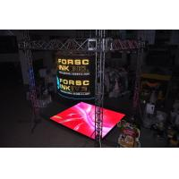 Cheap P20 Easy to install LED Curtain Display Energy Saving wholesale