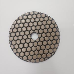 Cheap 4 Inch Stone Dry 100mm Diamond Polishing Pads wholesale