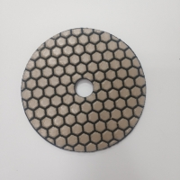 Buy cheap 4 Inch Stone Dry 100mm Diamond Polishing Pads from wholesalers