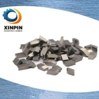 Buy cheap Super Hard Tungsten Carbide Saw Tips Like A Diamond For Wood Processing Saw from wholesalers
