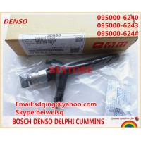 Genuine and new Injector 095000-624# /16600-VM00D / 095000-6243 for NISSAN YD25