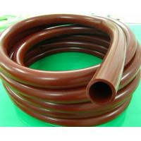 Cheap Acid and Alkali Resistance High Temperature Silicone Tubing / Silicone Rubber Pipe wholesale