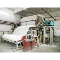 Cheap Tissue Paper Making Machine wholesale