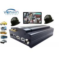 Cheap Military Use High End 8CH HDD Vehicle Mobile Car Video Recorder 4G Wi-Fi GPS DVR wholesale