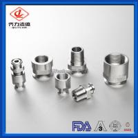 Cheap Stainless Steel Sanitary Clamp Fittings Female NPT Clamp Adapter 22MP wholesale