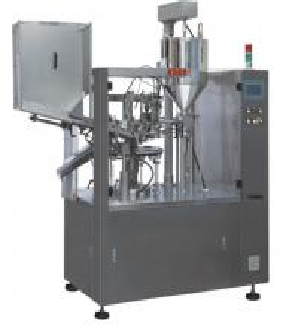 Cheap High Speed Tube Filling Sealing Machine 75 / Min / Max 2.5 X 1.2 X 2.4M Size wholesale