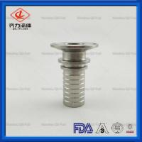 Cheap SS304 SS316L Sanitary Hose Fittings Compact Structure Tri Clamp Ferrule wholesale