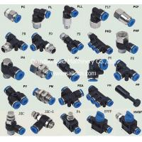 Cheap Pneumatic fitting/One Touch Fitting/air fittings wholesale