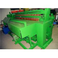 China Constructions Wire Mesh Roll Welding Machine For Railway Energy Efficient on sale