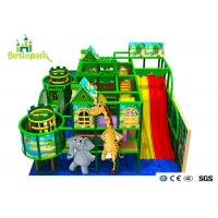 Cheap Soft Huge Jungle Gym Indoor Playground Anti Skid For Kids 3 - 15 Years Old wholesale