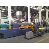 Buy cheap plastic pellet granulation line/PP/PE/ABS/EVA crumbles pelletizing line from wholesalers