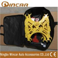 Cheap Titanium Alloy Truck Snow Chain off road car accessories Yellow TPU Material wholesale