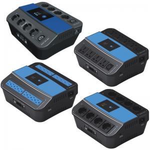 Cheap Top Sockets 800VA 1000VA 1500VA USB Line Interactive UPS wholesale