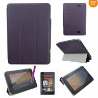 Fire HD 7inch Tablet Cases And Covers Magetic Closure , Ultra - Thin Colorful
