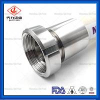 Cheap Stainless Steel 316L Quick Connect Series 14MPHR  Food Grade Hose Fittings wholesale