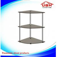Multifunctional Tempered Glass Coffee Table, brown and other colors ,simple and useful