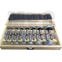 Buy cheap Forstner Wood Drill Bits Set in Wooden Box Fine Ground Edges from wholesalers