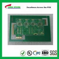 Cheap Aeronautics Printed Circuit Board 8L FR4 Immersion Gold + Hard Gold Quick Turn Pcb wholesale