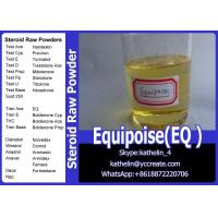Cheap Steroid Raw Boldenone Steroid Liquid Equipoise ( Boldenone Undecylenate ) / EQ / BU wholesale