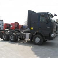 Cheap 2014 Chinese HOWO A7 SINOTRUK 420HP 6X4 TRACTOR HEAD TRUCKS for Sale wholesale