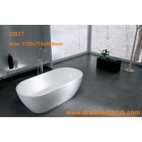 Cheap Solid surface bathtub wholesale