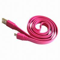 Cheap USB Cables for iPad in Fashionable Design, Colors are Available wholesale