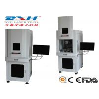 Cheap High Speed UV Laser Marking Machine With Motion System / Class 1 Enclosure wholesale