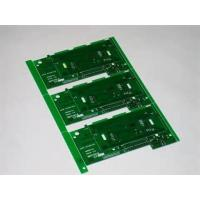 Buy cheap High precision FR-4 Double Sided PCB Copper Plated Board 1OZ from wholesalers