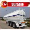 Buy cheap Hot sale 3 axles bulk oil tank semi trailer for sale from wholesalers